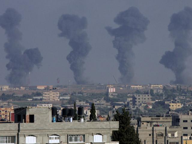 ЦАХАЛ атакует по всей территории Газы, уничтожен один из командиров боевого крыла ХАМАС
