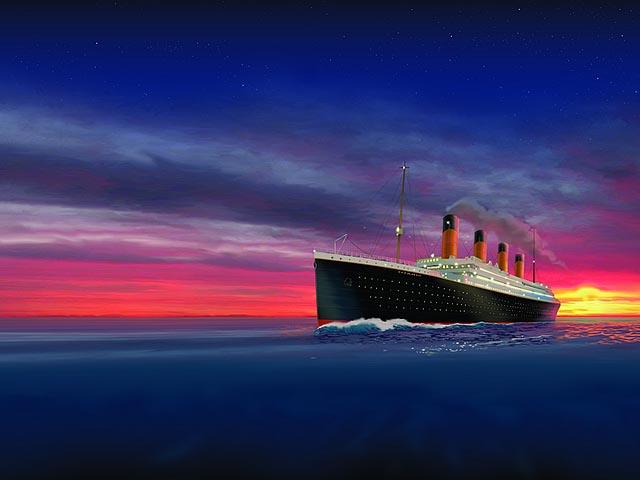 """Выставка артефактов """"Титаника"""" в Израиле проходит в защищенном помещении"""