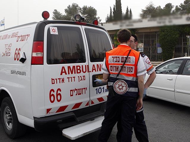 Хоф Ашкелон: разорвавшимся минометным снарядом ранен подросток