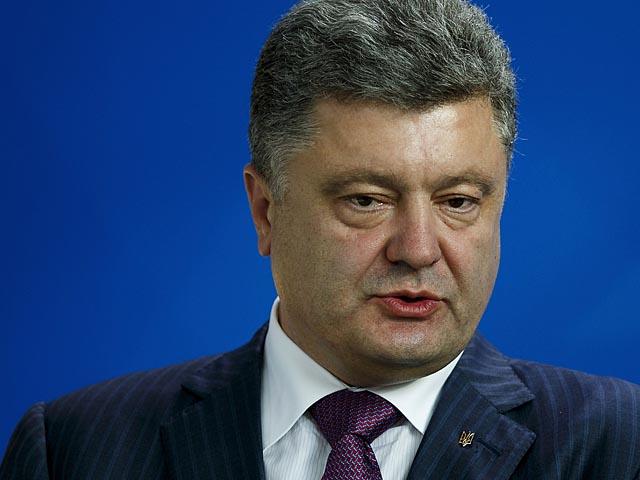 Порошенко допустит российских экспертов к расследованию трагедии под Донецком