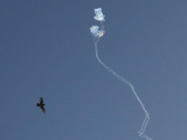 В Ашдоде разорвалась ракета