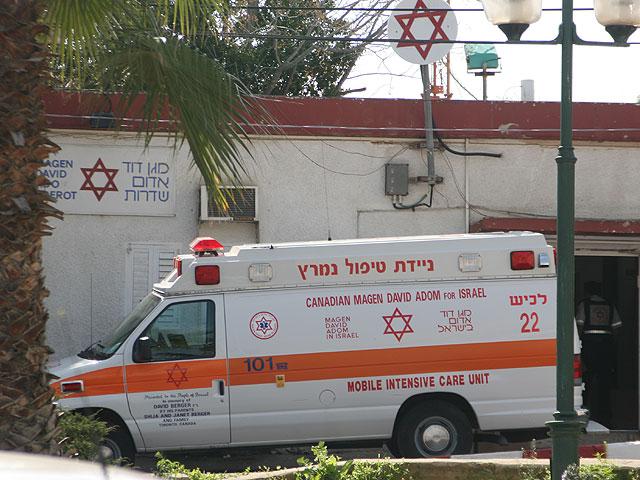 Минометный обстрел Эшколя: ранены семь человек