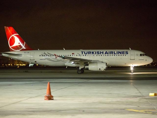 Turkish Airlines сокращает число рейсов в Израиль