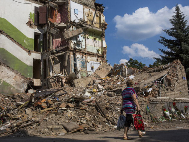 Россия отправит на восток Украины гуманитарную помощь