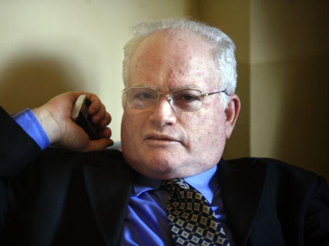 Глава делегации Израиля на переговорах в Каире Амос Гилад