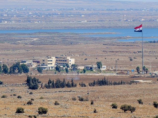 На границе с Сирией. 28 августа 2014 года
