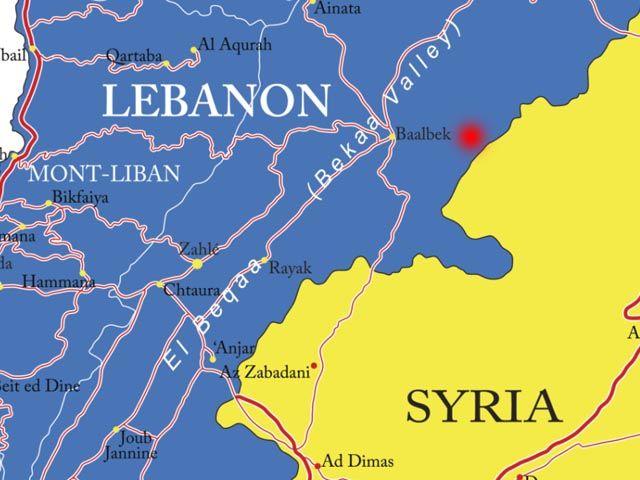 США поставили ливанской армии оружие для борьбы с исламистами