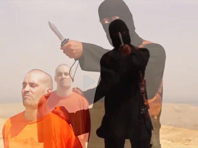 "Убийство американского журналиста Джеймса Фоули боевиками ""Исламского государства"""