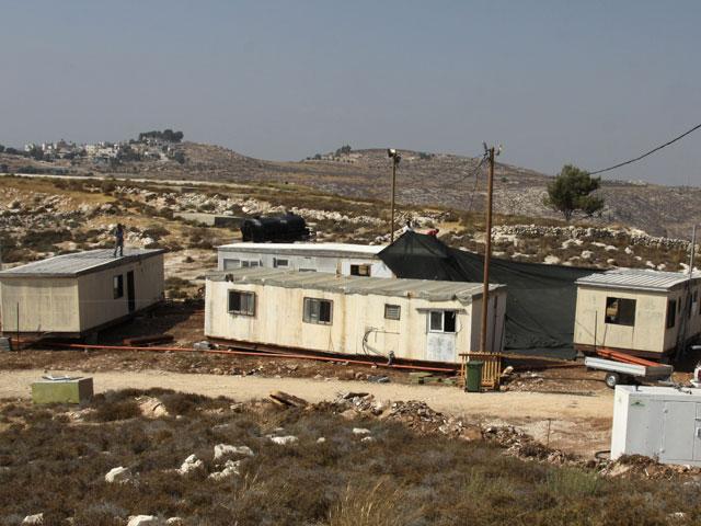 """Израиль """"национализировал"""" четыре квадратных километра земли за """"зеленой чертой"""""""