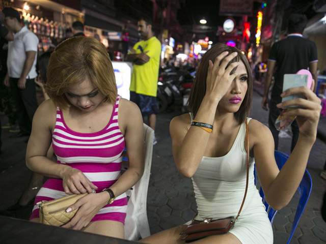 kathoey transgender and thai 10 ways to spot a ladyboy  katoey, transgender,  and some thai women are even a little envious of their perfect feminine figures and faces.