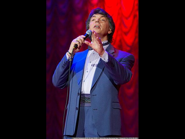 26 января в Израиле начинаются концерты певца с мировым именем Сергея Захарова