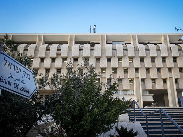 Банк Израиля купил в феврале более миллиарда долларов