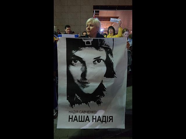 Российские СМИ: Савченко согласилась на частичное прекращение голодовки