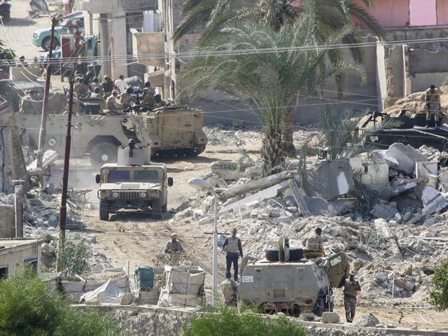 Теракт на Синае, есть погибшие