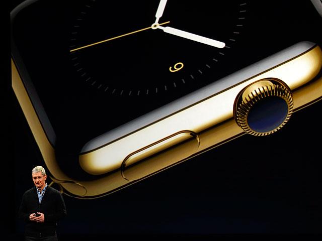"""Apple представила """"самые точные наручные часы"""" и самый тонкий ноутбук без вентилятора"""