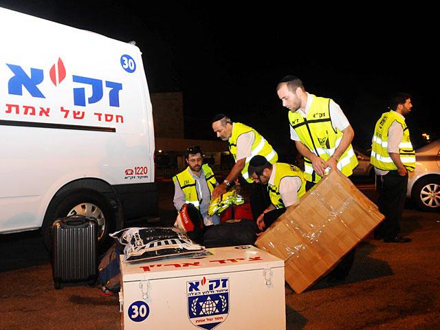 На место крушения самолета Germanwings вылетят добровольцы ЗАКА и парамедики МАДА