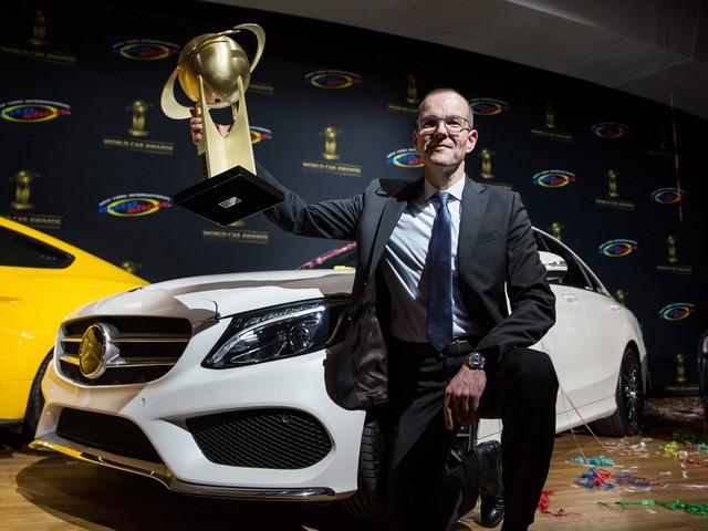 """В главной номинации – """"Всемирный автомобиль года"""" – победу одержал Mercedes-Benz C-Class"""