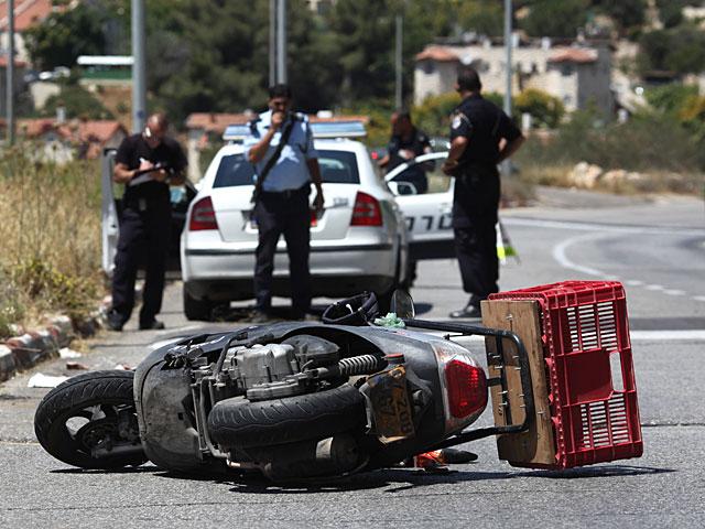 За сутки на дорогах тяжело пострадали три мотоциклиста