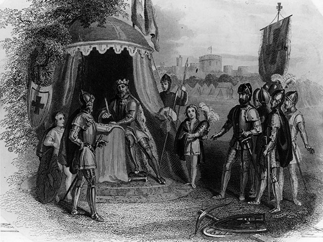 the role of magna carta in evolving the democratic government The standards also reflect the evolving political and economic roles of virginia and the united states in the global community  of the magna carta, the english.