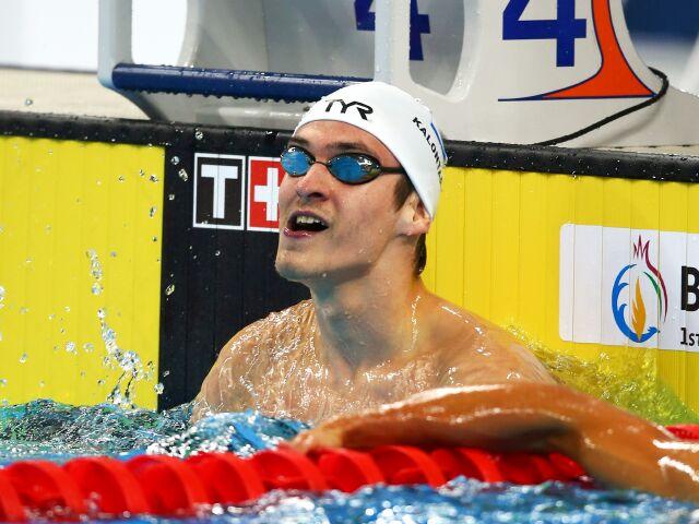 Пловец Зив Калонтаров стал чемпионом и рекордсменом Европейских игр