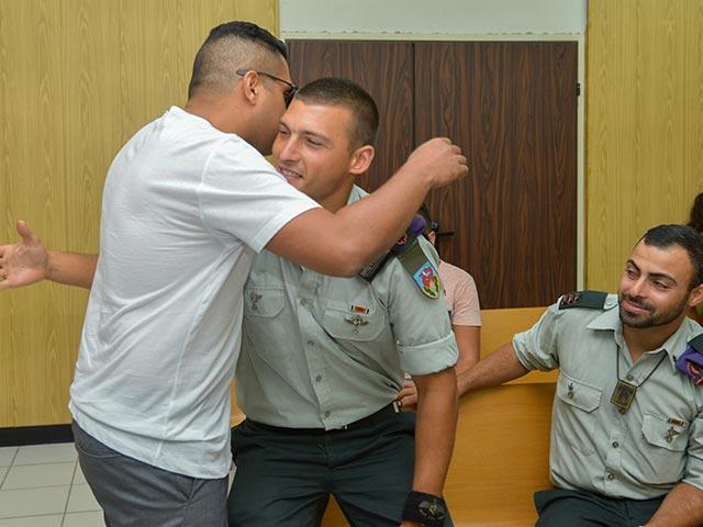 Лиран Хаджби в суде. 2 июля 2015 года
