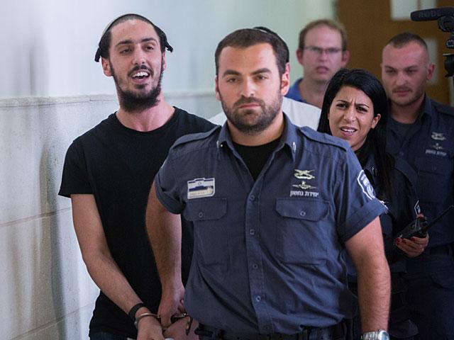 Поджигатели еврейско-арабской школы покинули здание суда, улыбаясь