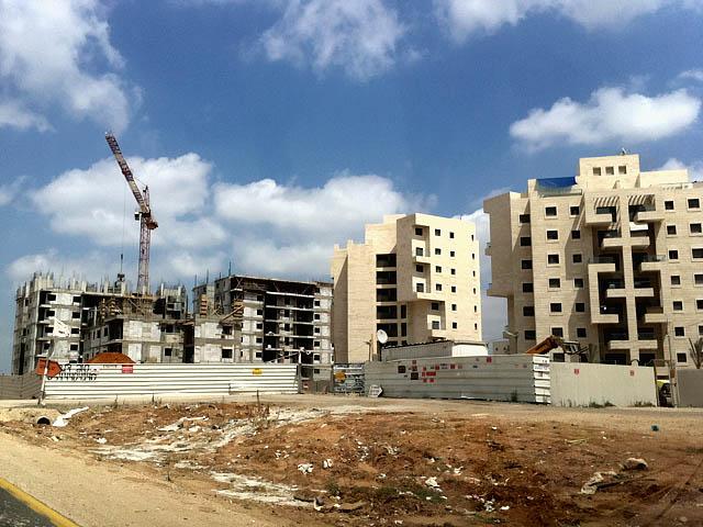 Утверждено строительство 11 тысяч квартир недалеко от Тель-Авива