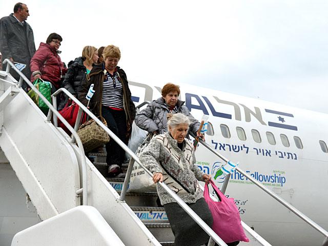 МВД Израиля: за последний год из Украины репатриировались около 6.500 человек