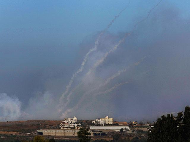 Палестинские террористы предприняли попытку ракетного обстрела Израиля