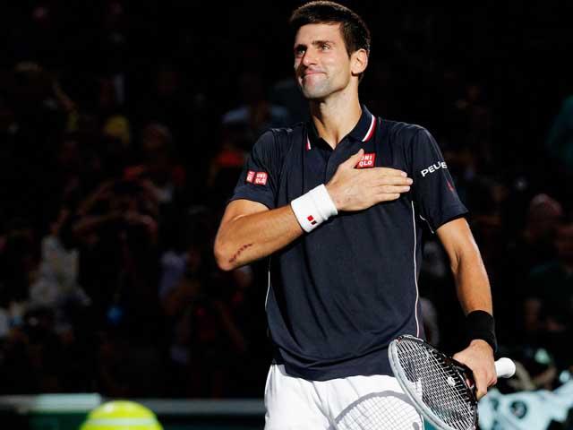 Финал итогового турнира АТР: Новак Джокович победил Роджера Федерера