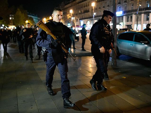 На севере Франции неизвестные захватили заложников