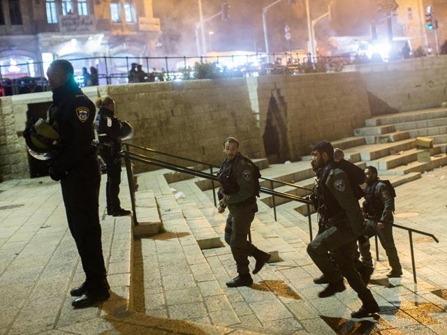 На месте теракта в Иерусалиме. 20 января 2016 года
