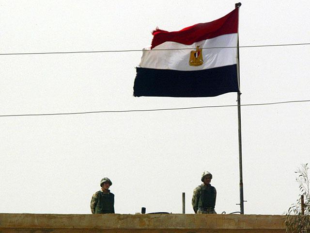 Египетская армия ликвидировала десять боевиков на Синае