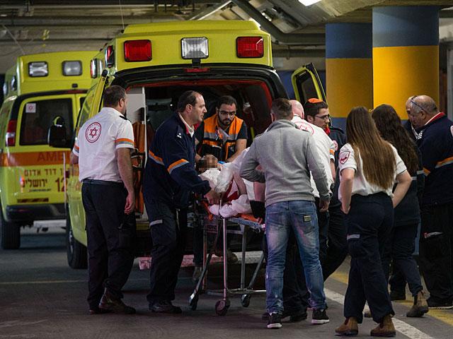 Теракт в Гуш-Эционе: один человек ранен
