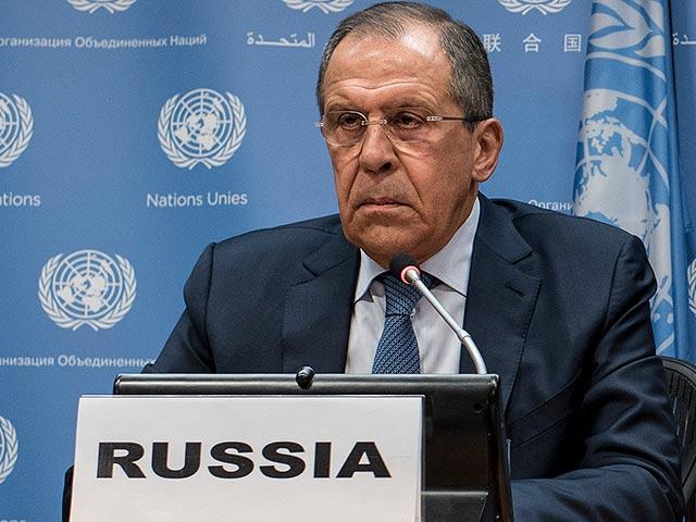 Ливанский сайт сообщил, что Сергей Лавров подал в отставку