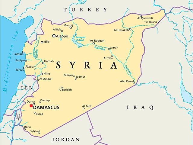 Сирийская оппозиция готова на перемирие, если Россия перестанет бомбить