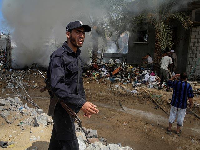 Несколько дней в Шхеме происходят столкновения между боевиками ФАТХ и полицией ПА