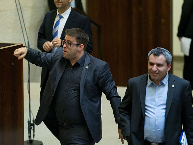 """""""Ликуд"""" наказал Орена Хазана за проваленный законопроект"""