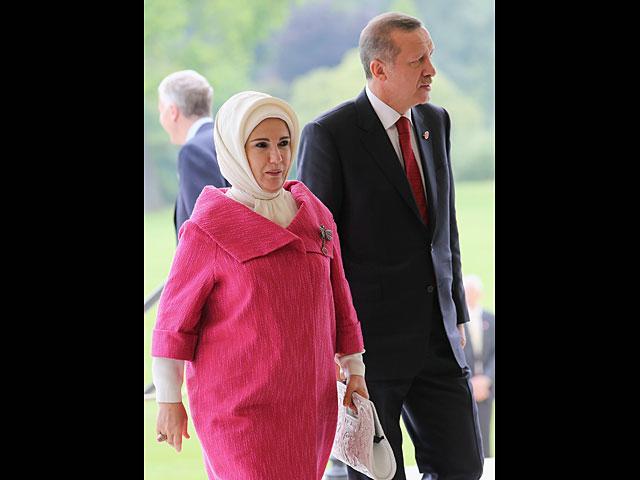 фото жены эрдогана