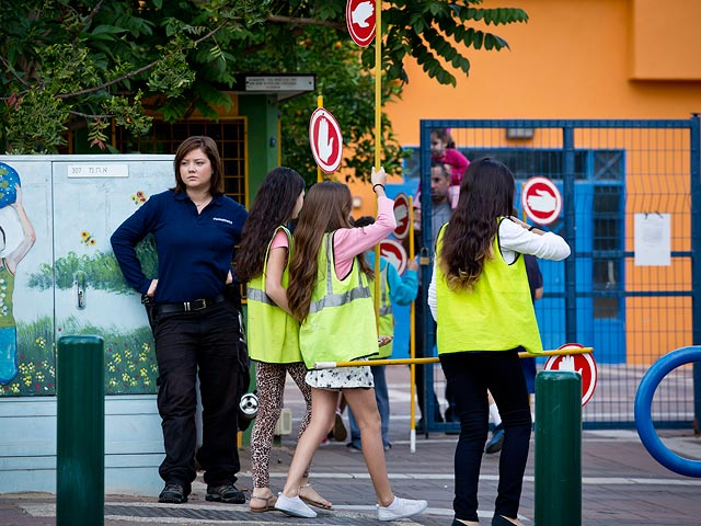 Отчет ВОЗ: израильские школьники не пьют, не курят, не дерутся