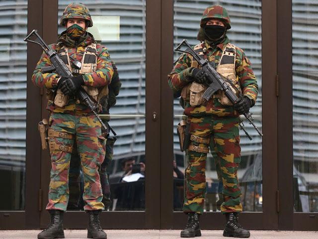Брюссель. 24 марта 2016 года