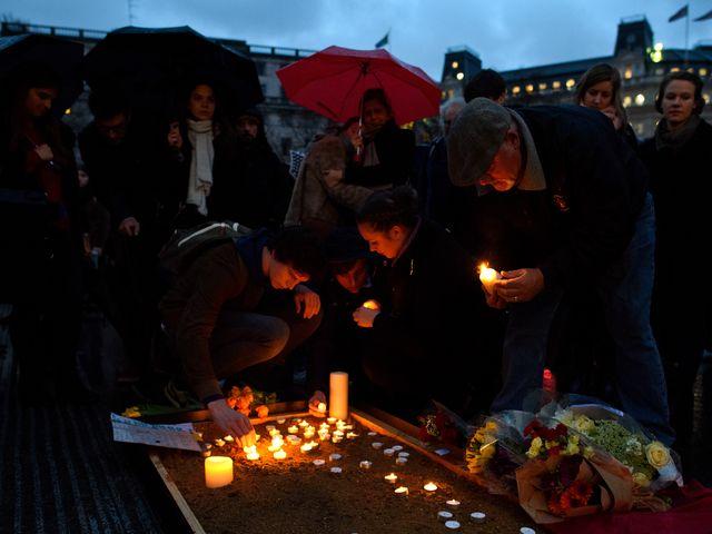 Брюссель, 24 марта