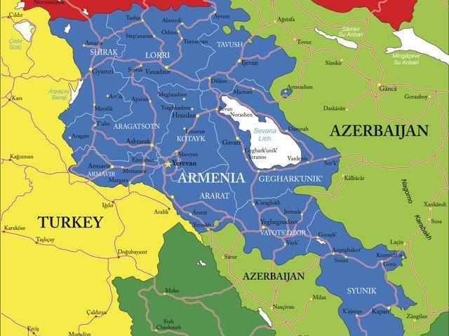 В Нагорном Карабахе в результате удара азербайджанского БПЛА погибли пять человек