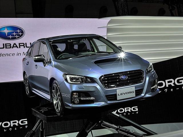 На израильском рынке стартуют продажи универсала Subaru Levorg