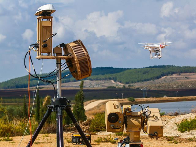 """Система """"Drone Dome"""""""