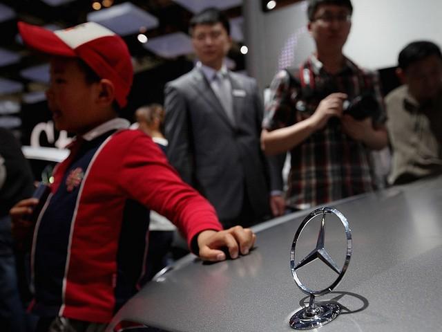 В Пекине открылся международный автосалон Auto China 2016