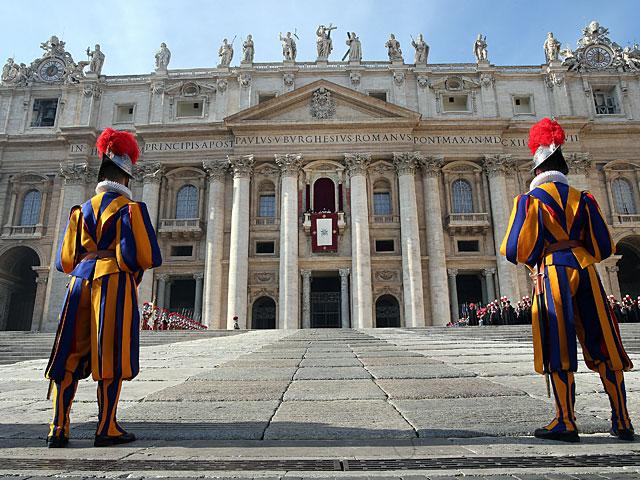La Repubblica: Джихадисты готовы нанести удар по Ватикану и посольству Израиля