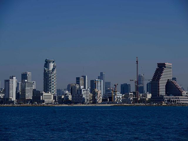 На втором месте Тель-Авив, его предпочли для жизни 27.817 репатриантов