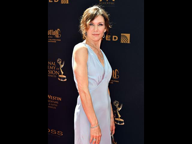 Стейси Хэйдук на церемонии Daytime Emmy Award