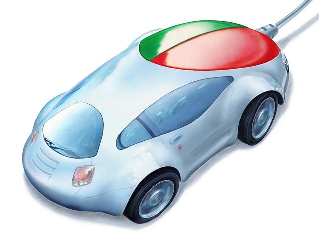 Модели Fiat и Chrysler оснастят автопилотами от Google